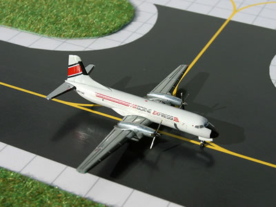 airborne express 11 Product description die-cast metal model in 1/400 scale w/gear from the manufacturer welcome to the exciting world of geminijets.