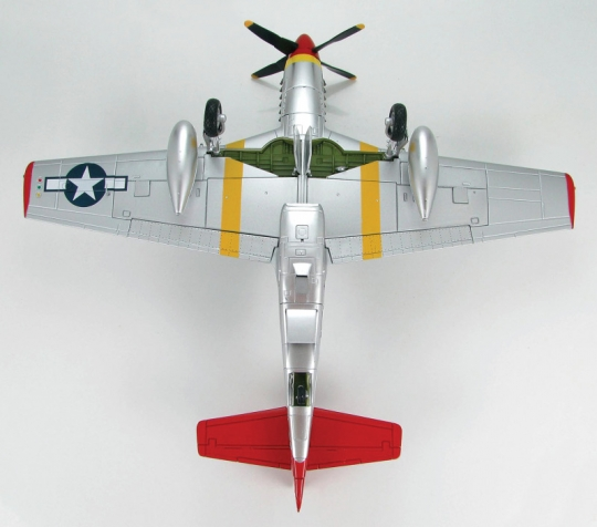 P-51D Mustang USAAF Little Freddie 1/48 Scale
