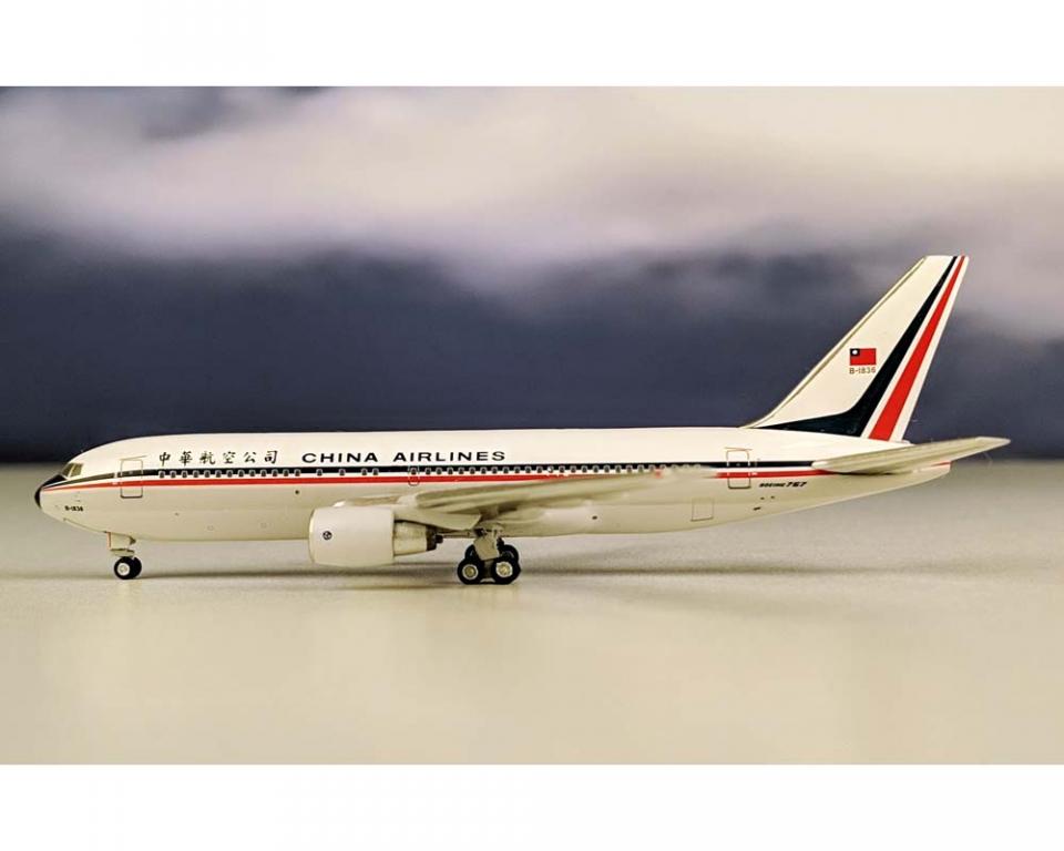 AeroClassics 1:400 El Al B767-200 W//Stairs 4X-EAB AC419439